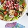 Fattoush Chicken Salad