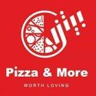 بيتزا اند مور