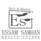 Essam Samhan Beauty hair Center
