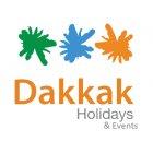 Dakkak Holidays & Events