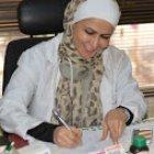 الدكتورة انديرا أبو عناب