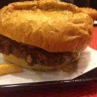 Volk's burger