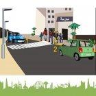 Al Nadi club center for driving cars