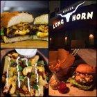 Burger Long Horn