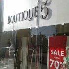 Boutique five