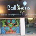 Balloons zone