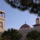 مسجد الملك الحسين بن طلال