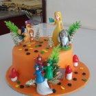 Divan Cake