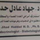 الدكتور جهاد حداد