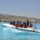 Dead Sea Lagoon