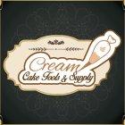 Creama Cake Tools And Supplies