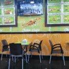 مطعم تفاح مانجو
