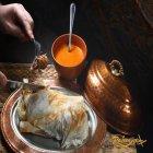 مطعم راجعين