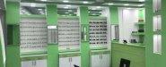 تشكيلة واسعة من النظارات الطبية والشمسية