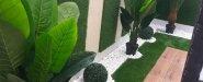 تنسيق حدائق بالامارات 0507687896 انجيلة عشب صناعي مدينة العين تصميم الحدائق شلالات نوافير احواض ورد عشب جداري جلسات حدائق اسطح 0507687896