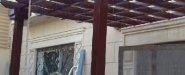 مظلات خشبيه الرياض