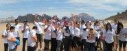 Splash safari trip with fitfunjo