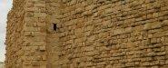 مدخل قلعة الكرك التاريخية