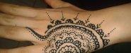 Henna by shams