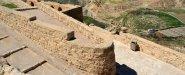 من مدخل قلعة الكرك