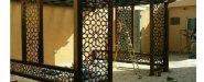 برجولات و مظلات خشبيه الرياض