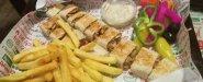 وجبة شاورما اكسترا