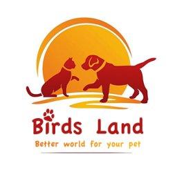 أرض الطيور