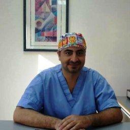 الدكتور إياد بقاعين