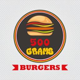 500 جرام برجر