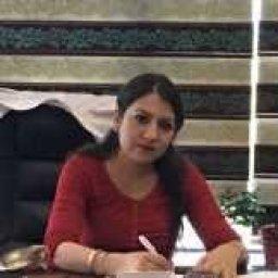 الدكتورة رناد عوض