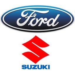 الشركة التجارية الصناعية - فورد و سوزوكي