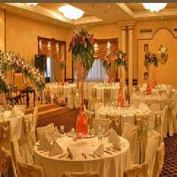 القاعة الملوكية فندق القدس