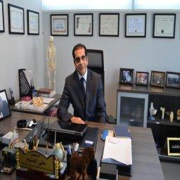 عيادة الدكتور علي حسن العتوم