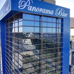 Panorama Blue Halls