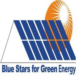 شركة النجوم الزرقاء للطاقة الخضراء