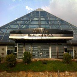 مطعم ومقهى الهرم