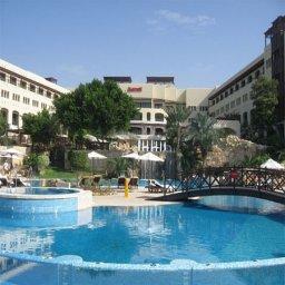 Jordan Valley Marriott Resort & Spa Hotel