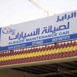 Alraize Maintenance Car