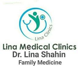 عيادات لينا الطبية لطب الاسرة الدكتورة لينا شاهين
