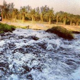 Wadi Hanifa (dam of Wadi Hanifa)