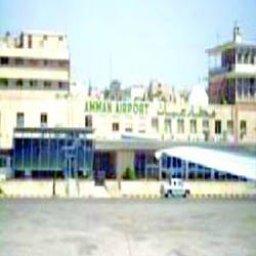 مطار عمان المدني