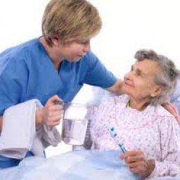 شركه القاق واليماني الوردة البيضاء للخدمات الطبيه والتمريض المنزلي