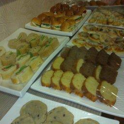 snacks by venue 304