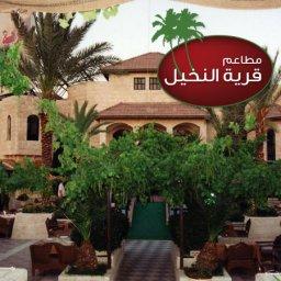 قرية النخيل