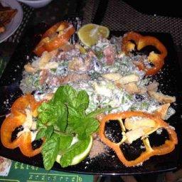 Bad caesar salad !