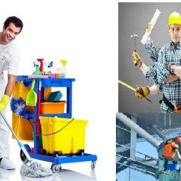 شركة النجم الفضي لخدمات تنظيف وصيانة المكاتب