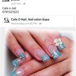 Cafe o Nail Beauty Lounge