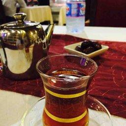 كأس الشاي الرمضانية