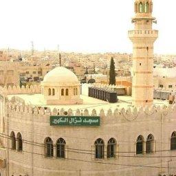 مسجد حي نزال الكبير