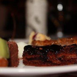 حلويات ورد من بوفيه افطار رمضان